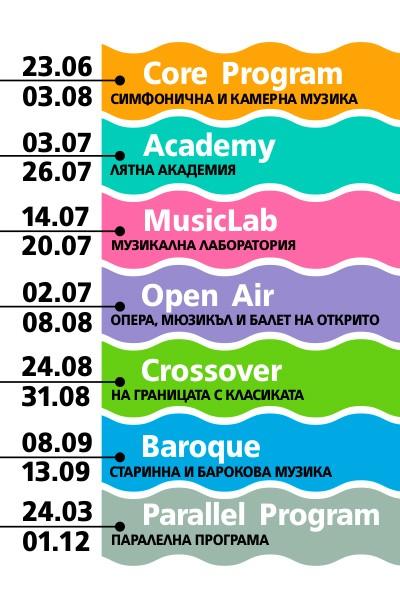 Международен музикален фестивал Варненско лято - Тържествено откриване