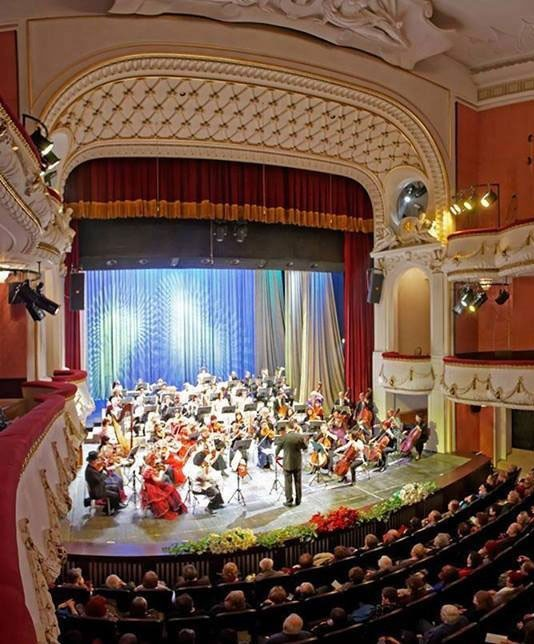 Духът на Коледа - концерт