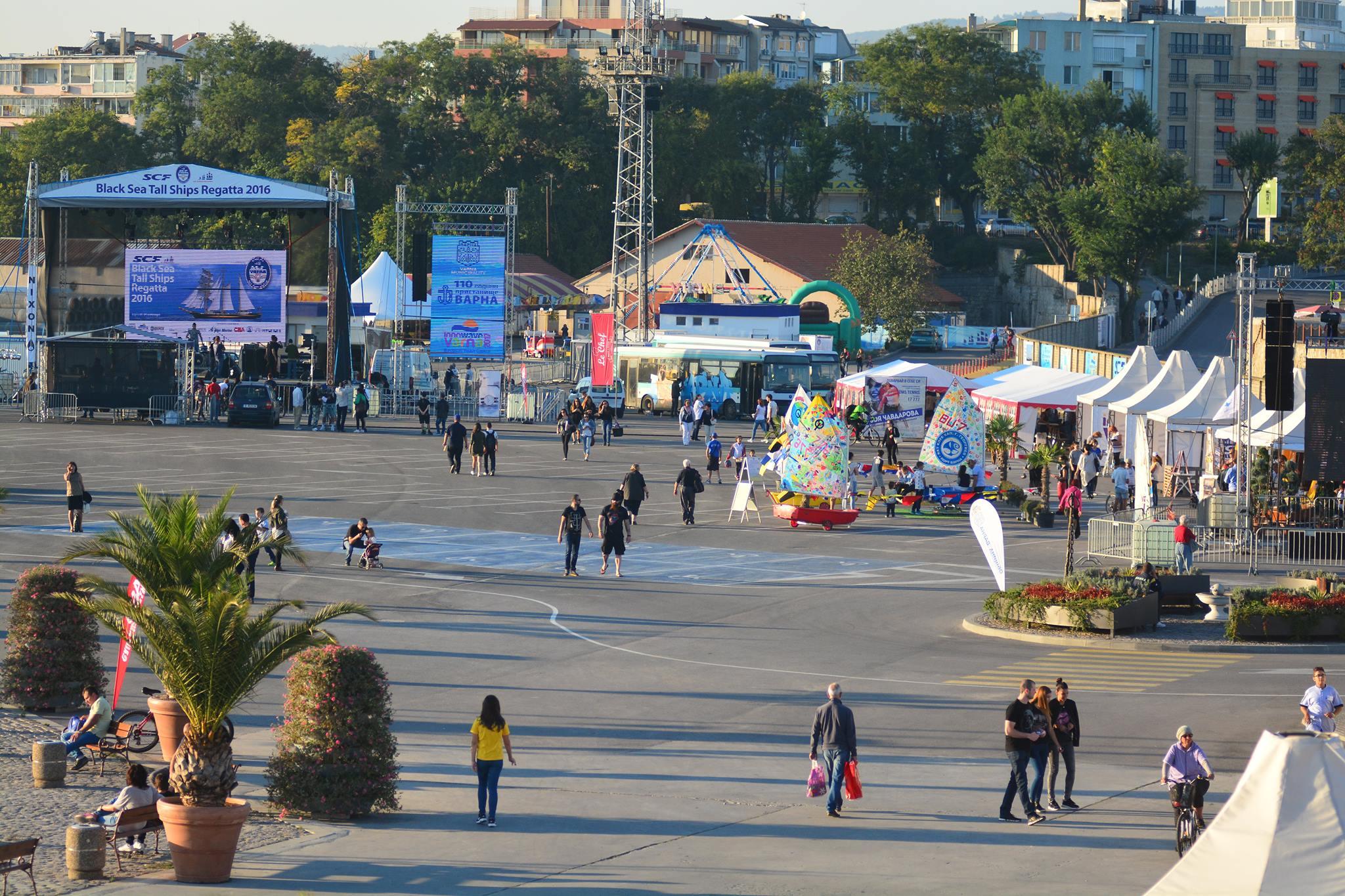 Свободна зона - Пристанище Варна